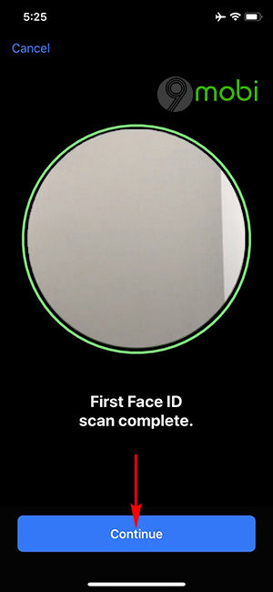 cai face id tren iphone x 6