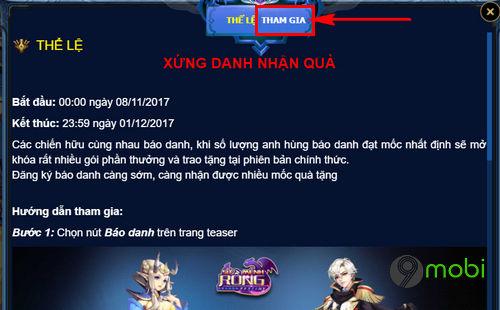 code game su menh rong 3