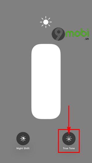 kich hoat true tone tren iphone 8 iphone x 3