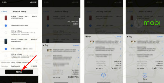 cach su dung apple pay tren iphone x 4