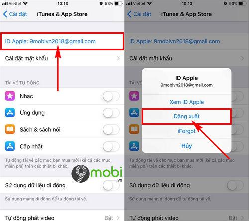 iphone 8 iphone x khong vao duoc app store 4