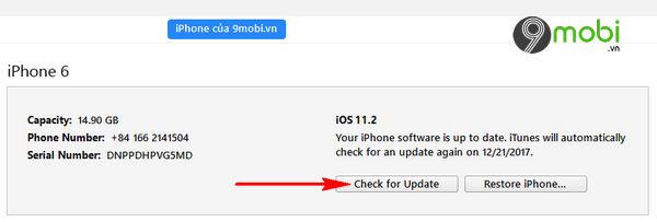 cach cap nhat ios 11 2 1 cho iphone ipad 7