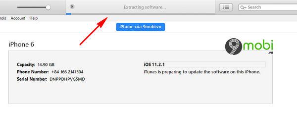 cach cap nhat ios 11 2 1 cho iphone ipad 10