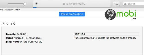 huong dan ha cap ios 11 2 1 tren iphone ipad 6