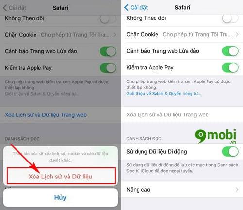 cach sua loi khong xem duoc video tren safari cho iphone 4