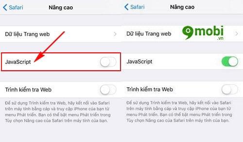 cach sua loi khong xem duoc video tren safari cho iphone 6