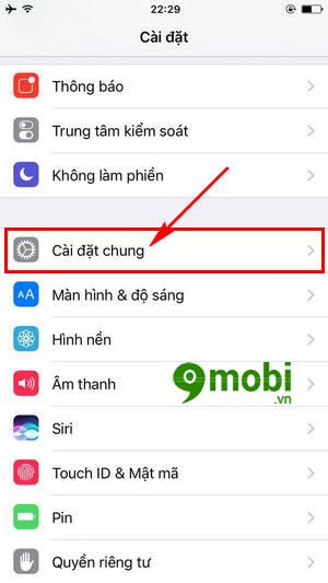 cach tat chuc nang tu dong sua loi chinh ta tren iphone 3