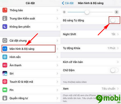cach sua loi iphone 5s hao pin nhanh het pin 7