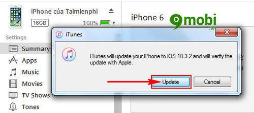 cach cap nhat ios 10 3 2 cho iphone ipad qua ota va itunes 8