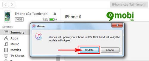 cach ha cap ios 10 3 2 xuong 10 3 1 cho iphone ipad 5