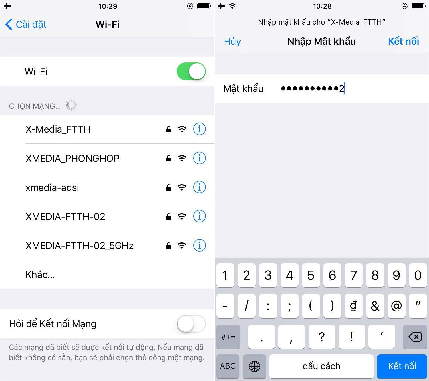 cach sua loi iphone khong bat duoc wifi 4