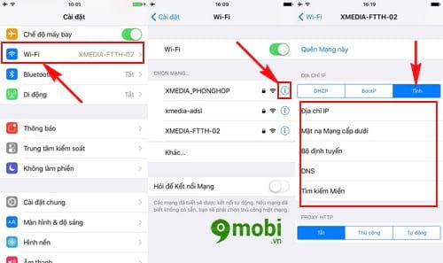 cach sua loi iphone khong bat duoc wifi 7