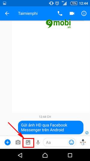 gui anh hd qua facebook messenger tren android 3