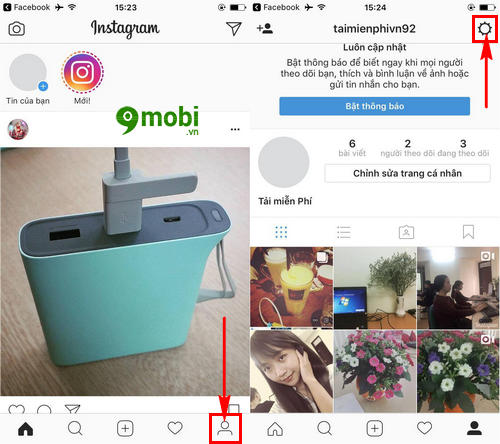 cach chan xem hinh instagram story cua ban 5