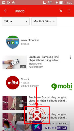 su dung che do pip mode tren youtube cho android 8