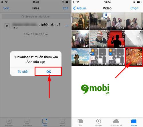 cach tai video instagram tren iphone ipad 7