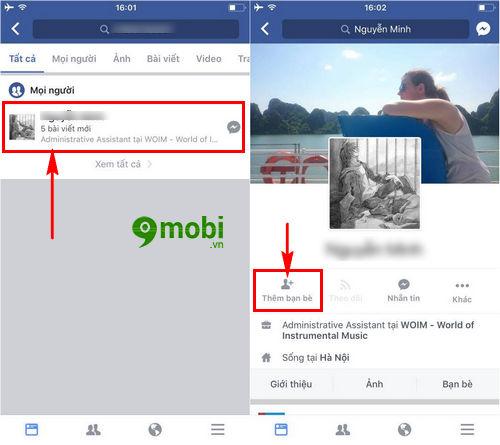 cach tim ban be tren facebook thong qua so dien thoai tren iphone ipad 3