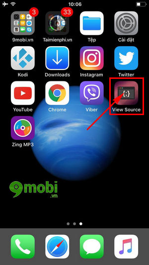 cach xem code cua web tren iphone ipad 4