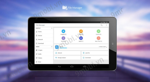 top ung dung quan ly tap tin tren android file manager 4