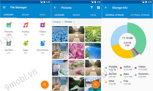 top ung dung quan ly tap tin tren android file manager 5