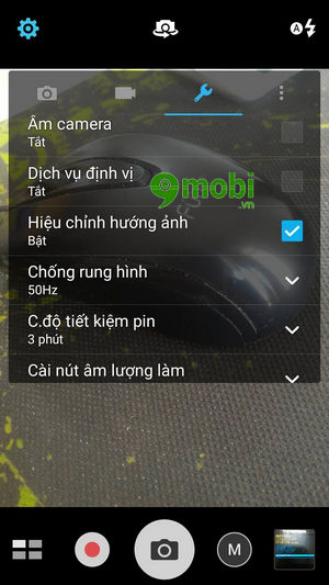 cach tat am chup anh tren android 6