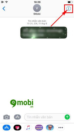 cach an thong bao tin nhan iphone tren ios 11 4