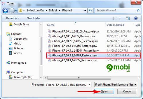 pha khoa mat khau iphone 5s khi bi vo hieu hoa nhu the nao 5