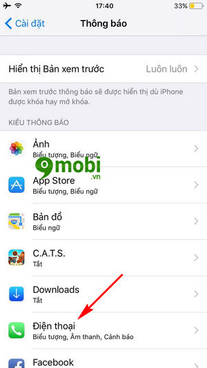 cach an thong bao tren iphone ipad dung ios 11 4