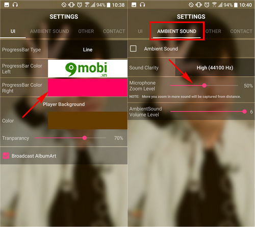 Cách tạo hiệu ứng âm thanh vòm trên Android