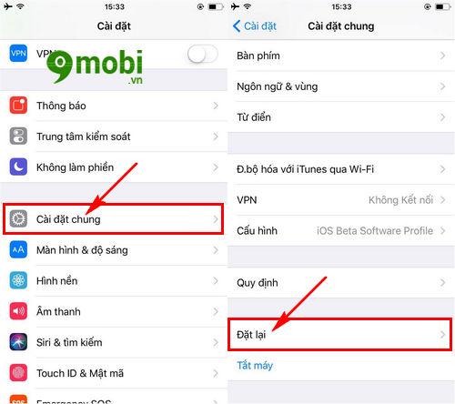 khac phuc loi iphone ipad khong hien thi trong itunes 5