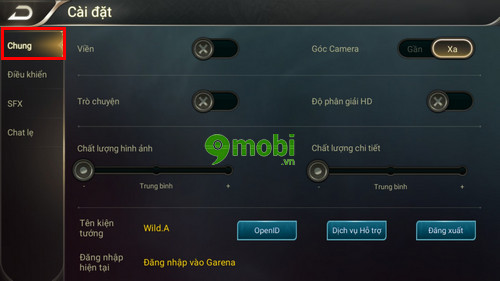 nhung cai dat trong game lien quan mobile ban nen biet 3