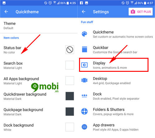 Cách cài giao diện Android 8 0 lên điện thoại Android, Android O