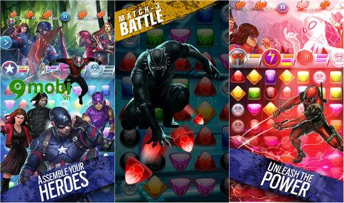 top 3 game kim cuong tren dien thoai android iphone 4