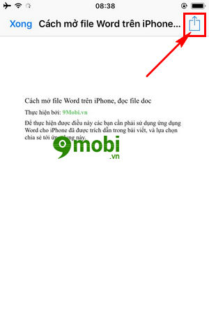 cach doc file doc xlsx tren iphone mo file word excel 5