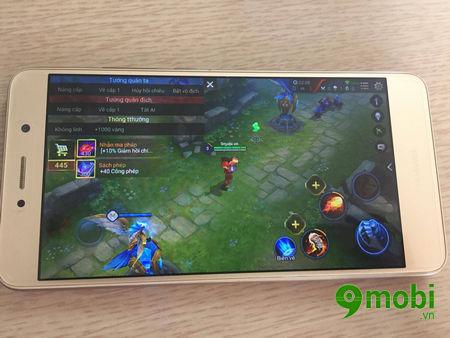 Trên tay Huawei Y7 Prime, Android 7, thời lượng pin tốt