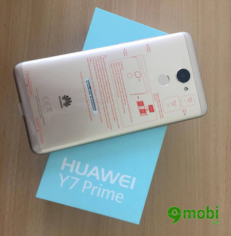 tren tay huawei y7 prime android 7 thoi luong pin tot 4