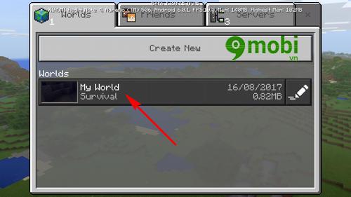 cach choi minecraft tren dien thoai android game the gioi mo 13