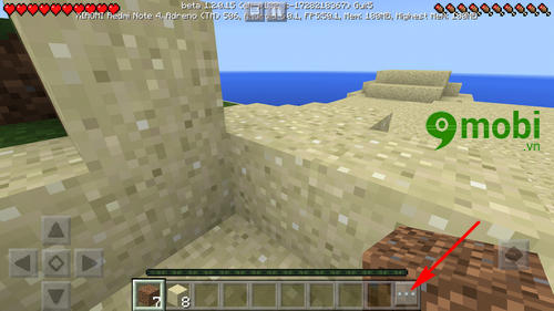 cach choi minecraft tren dien thoai android game the gioi mo 9