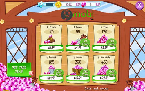 meo choi my little pony tren android 3