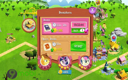 meo choi my little pony tren android 4