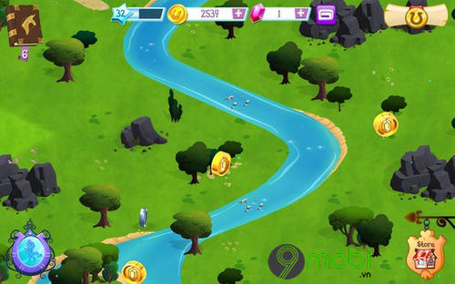 meo choi my little pony tren android 10