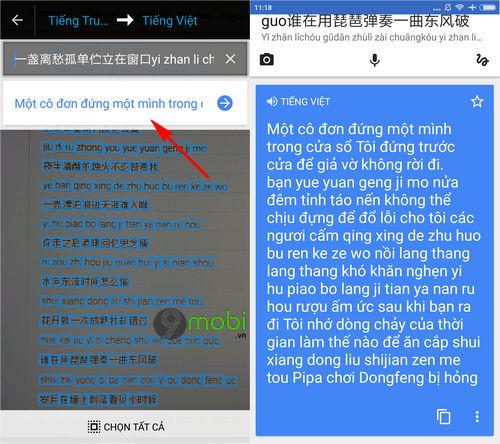 cach dung tinh nang scan text tren google dich de dich tieng trung nhat han thai 5