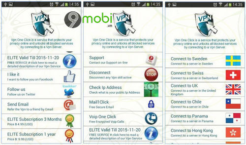top vpn cho android tot nhat 4