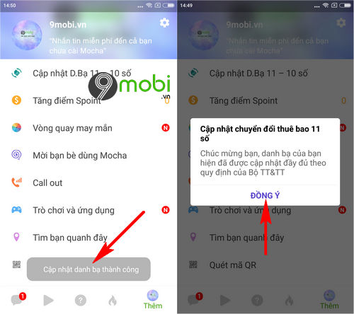 huong dan cach doi dau so bang mocha doi 11 so thanh 10 so 6