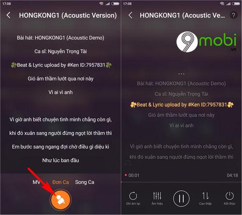 sua beat thay beat trong karaoke now 3