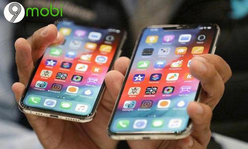 huong dan sua loi thuong gap tren iphone xs 6