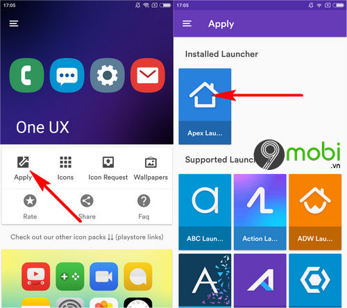 cach cai icon cua samsung one ui len cac smartphone android khac 5