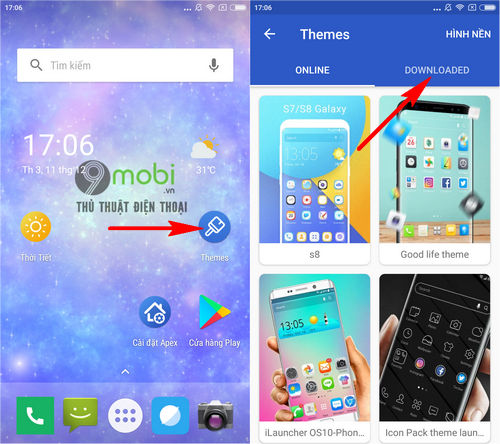 cach cai icon cua samsung one ui len cac smartphone android khac 7