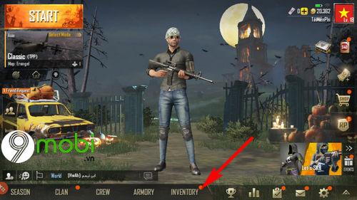 doi ten nhan vat game pubg mobile tren dien thoai 7
