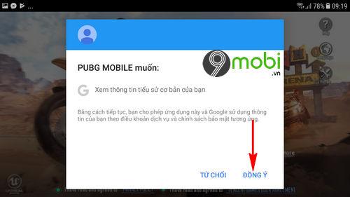 huong dan doi mat khau pubg mobile tren dien thoai 8